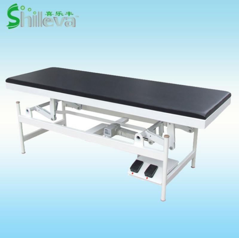 豪华电动检查床,多功能电动诊断床,  升降检查床