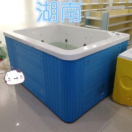 婴儿游泳浴缸,婴儿游泳设备商用,儿童恒温泳池