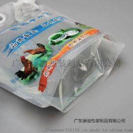 厂家定制生产户外5升折叠水袋  内层PE环保水袋