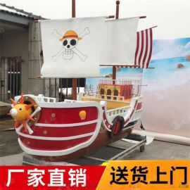 常德景区道具船工艺景观船质量好