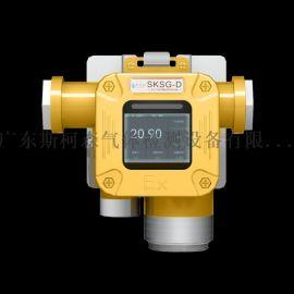斯柯森二氧化碳CO2检测仪报警器