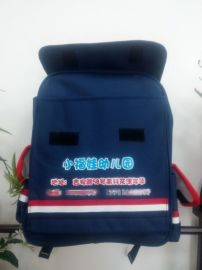 学生背包儿童书包培训班广告包定制厂家
