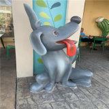 佛山玻璃鋼卡通公仔雕塑 品質保證