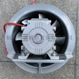 铝合金材质热泵机组热风机, 养护窑高温风机