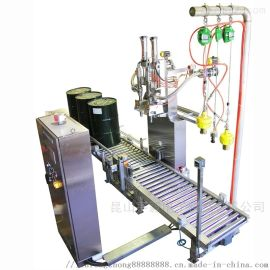 双头液体灌装机;灌装秤