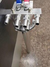 解放J6配件免打孔水循环加热一体油箱浮子
