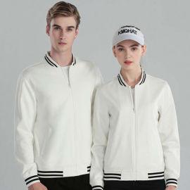韩版少男女加厚加绒定制印LOGO广告衫卫衣