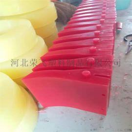 清扫器刮板 盾构机用聚氨酯刮刀 输送带刮泥板