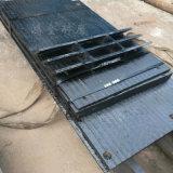 雙金屬耐磨板埋弧耐磨堆焊鋼板12+8定做耐磨葉片