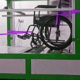 非标定制电动轮椅车双辊疲劳试验机 代步车耐久试验机