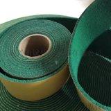 浙江绿绒布糙面带 绿绒包辊带 绿绒刺皮
