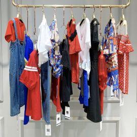 广东潮牌品牌蜂后国际折扣女装时尚流行夏装货源市场