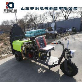 上海果园高压喷雾打药机 三轮车风送打药车