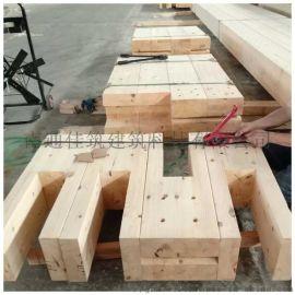 樟子松胶合木厂家批发,品质可靠,值得信赖