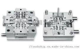 西安塑料模具设计与加工 塑胶外壳模具