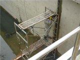 南豐縣污水處理廠水池止水帶伸縮縫堵漏 帶水補漏