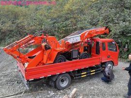 矿用轮式扒渣机 小型隧道掘进机 2万左右扒渣机