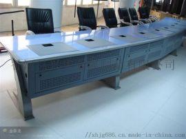 操作台控制台单联双联4联5联拼装款式监控操作台