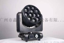 12顆40W搖頭LED帕燈舞臺燈光