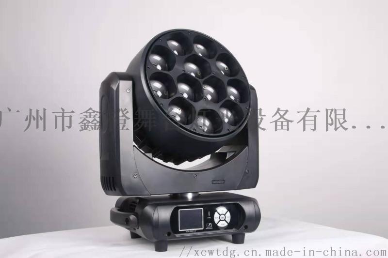 12颗40W摇头LED帕灯舞台灯光