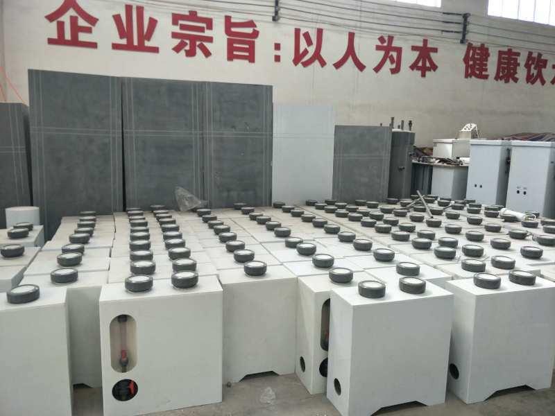 山区饮水消毒设备/不用电缓释消毒器厂家