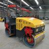 3吨全液压单双钢轮压实机械 座驾式小型压路机