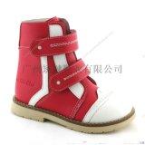 广州矫健冬款功能矫形鞋、外贸童鞋、学生皮鞋