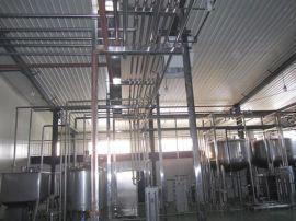 中小型玫瑰饮料灌装生产线|整套玫瑰饮品加工设备|饮料制作流水线