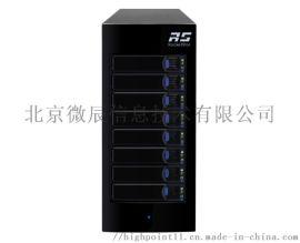 8 盘位雷电3代(40Gb/s)磁盘阵列