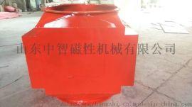 中智磁机供货RCYF系列垂直管道永磁除铁器