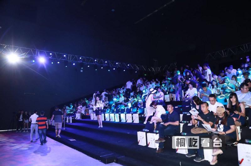 桐屹看台--安全卫士--开幕式观众看台