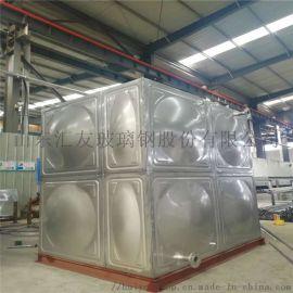 方形不锈钢水箱,304不锈钢水箱,不锈钢生活水箱