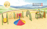 深圳兒童主題公園攀爬繩室外拓展器材