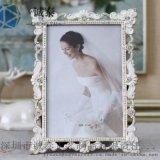 影樓相框定制婚紗照相框制作金屬相框生產