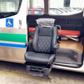 商务车电动升降福祉座椅 老年人专用上车座椅改装