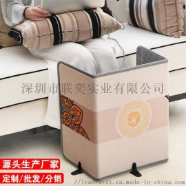 创将取暖器 碳晶三维红外USB加热取暖器