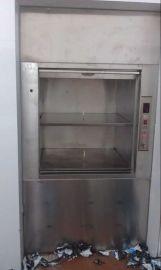 垂直式传菜梯厢式传菜机枣庄市订购厨房提升机