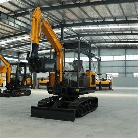液压多功能小型挖掘机 华科出售 18型小型挖掘机