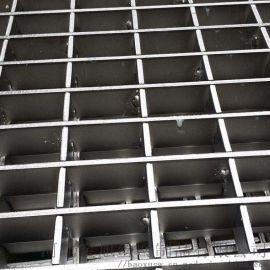 钢格板厂家供应于建筑工地,电厂,水厂