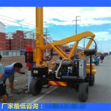 高速护栏打桩机/公路护栏打桩机生产厂家