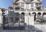 栢斯格不锈钢整体定制别墅庭院大门