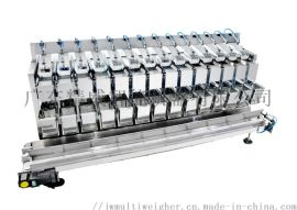 工厂直销大颗粒农副品线性定量组合秤土豆电脑包装秤
