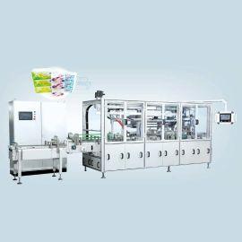 HX-M30T型抽取式面巾纸全自动中袋包装机