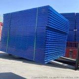 懸挑架鋼網片 定型外架網 密目鋼板網型號 圓孔