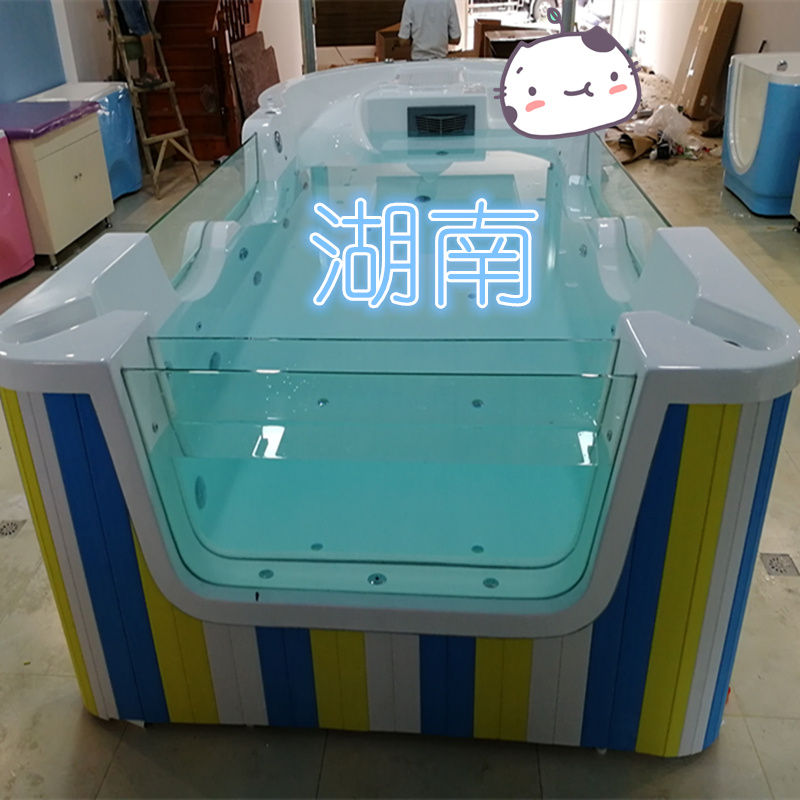 亞克力洗澡盆,嬰幼兒水育早教池,母嬰店游泳設備