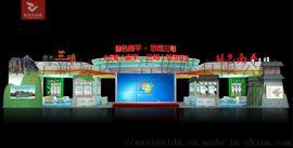 廣西展會南寧專業展廳展臺設計廣州團隊16年經驗