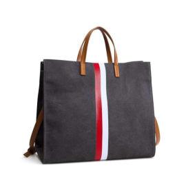 帆布手提包定制可定制logo商务礼品箱包袋定制上海