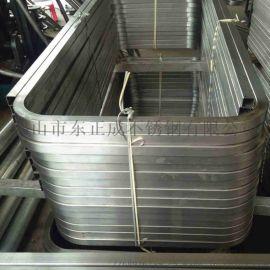 中山不鏽鋼彎管加工 管材折彎加工