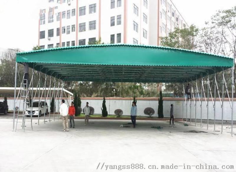 腾达专业定制活动防水雨棚