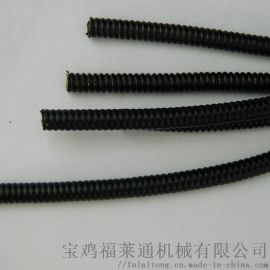 靖边生产穿线包塑不锈钢金属软管 内径16厂家